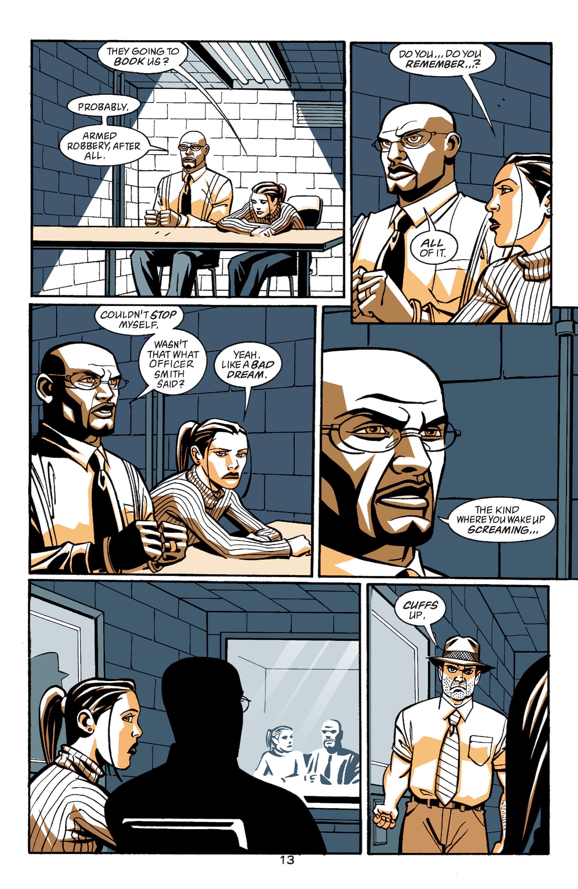 Detective Comics (1937) 759 Page 13