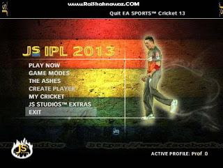 Pepsi IPL 6 2013 Game Setup Download