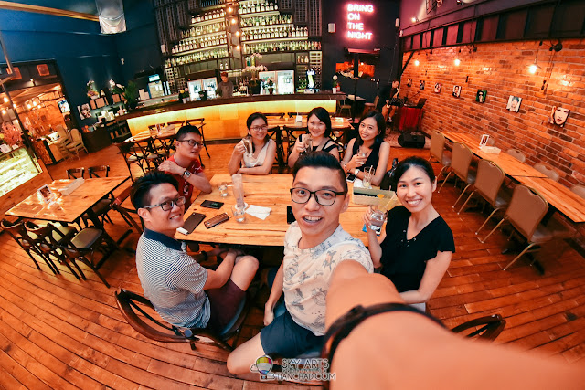Jam Factory Puchong | Bring On The Night with Seafood