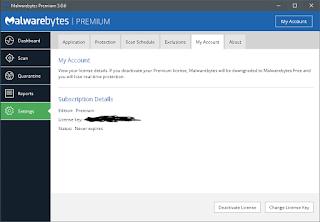 Malwarebyte Anti-Malware 3.0.6 Serial Key Update  2017