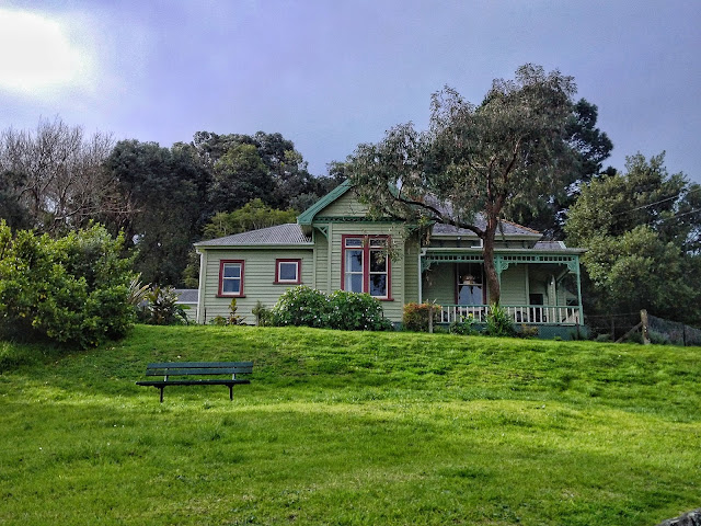 casa casita Devonport Nueva Zelanda