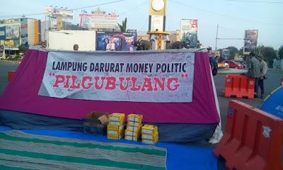 Warga Sesalkan Batal Naiknya Kasus Politik Uang di Lampung Tengah