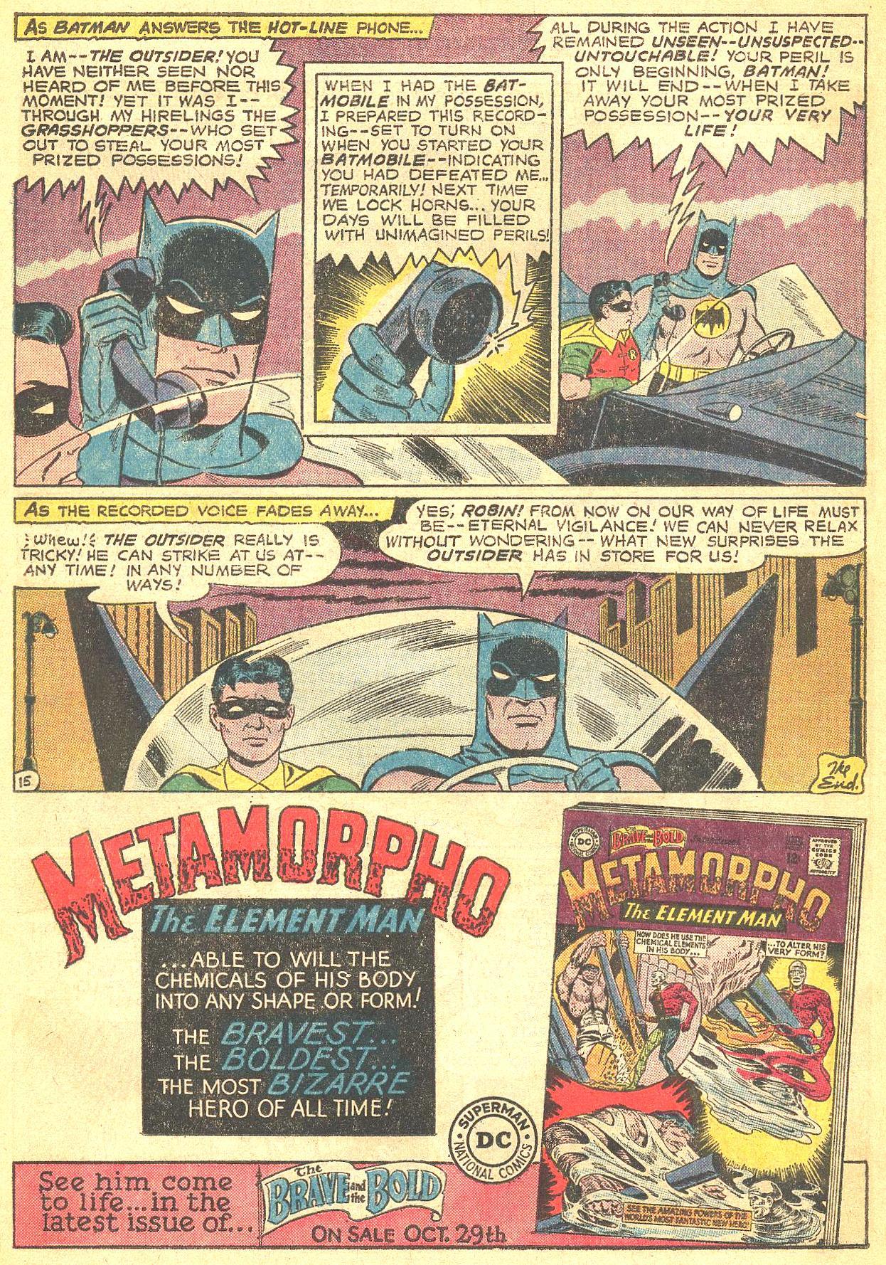 Detective Comics (1937) 334 Page 17