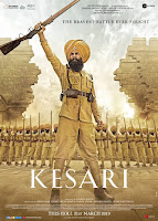 Kesari First Look Poster 5