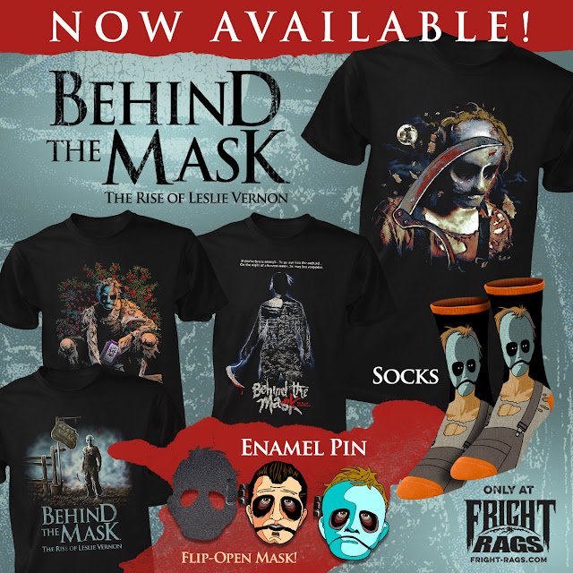 Behind The Mask Apparel