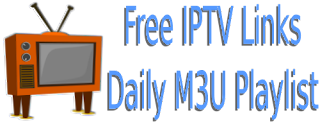 Free Daily M3U Playlist 27 November 2017
