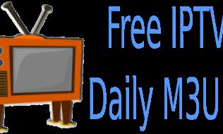 Free Daily M3U Playlist 27 November 2017