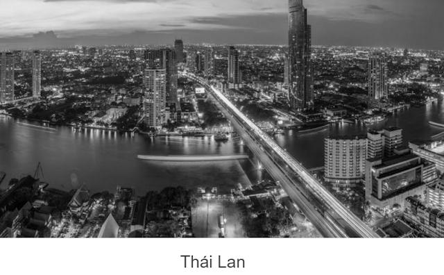 Tìm hiểu vương quốc Thái Lan ở vị trí trung tâm Đông Nam Á