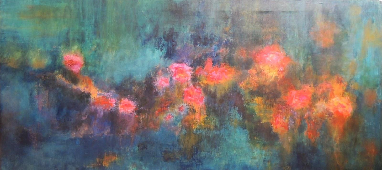 Maryse artiste peintre abstraits de 2012 2014 for Peintres abstraits