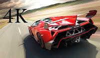 Lamborghini Veneno UltraHD 4K Resimleri