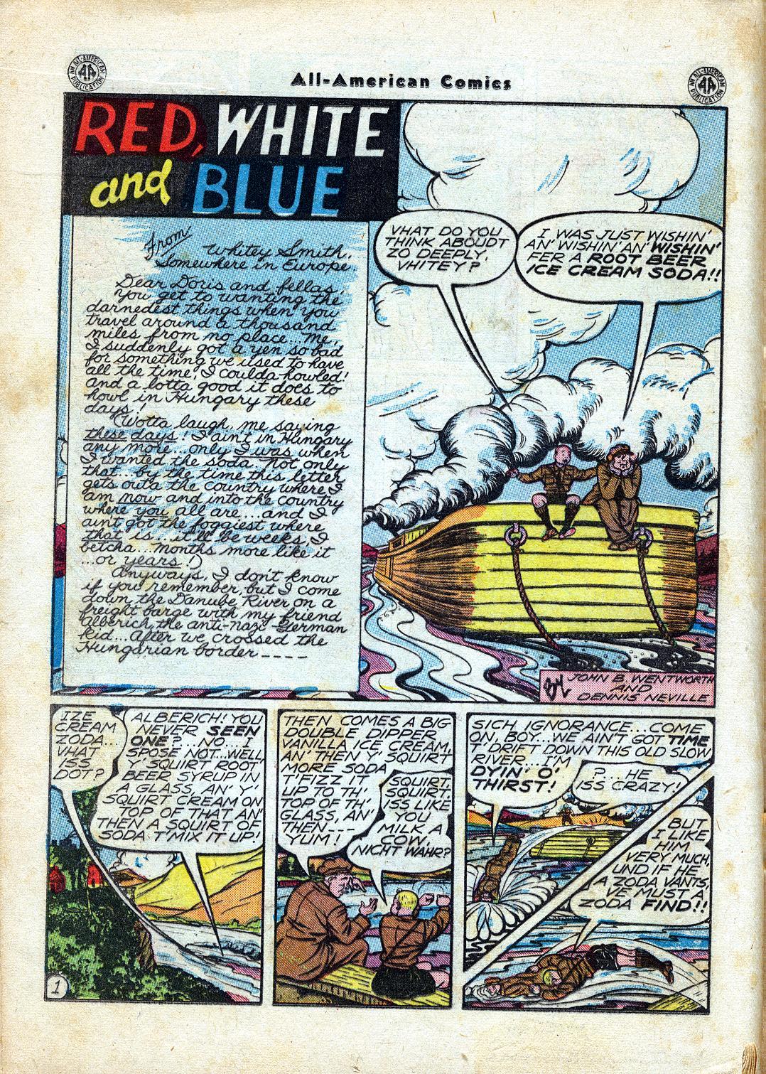 Read online All-American Comics (1939) comic -  Issue #69 - 25