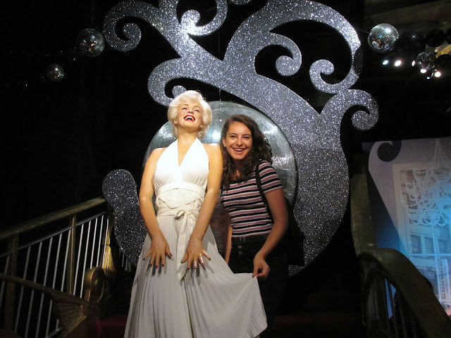 10 things to do in London, Madame Tussauds, Marilyn Monroe