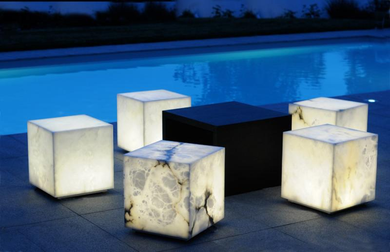 For The Outdoors Seating And End Tables Make Excellent Poolside And Outdoor  Accents: