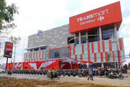 Lowongan Kerja Pekanbaru : PT. Transmart Retail Indonesia Juni 2017