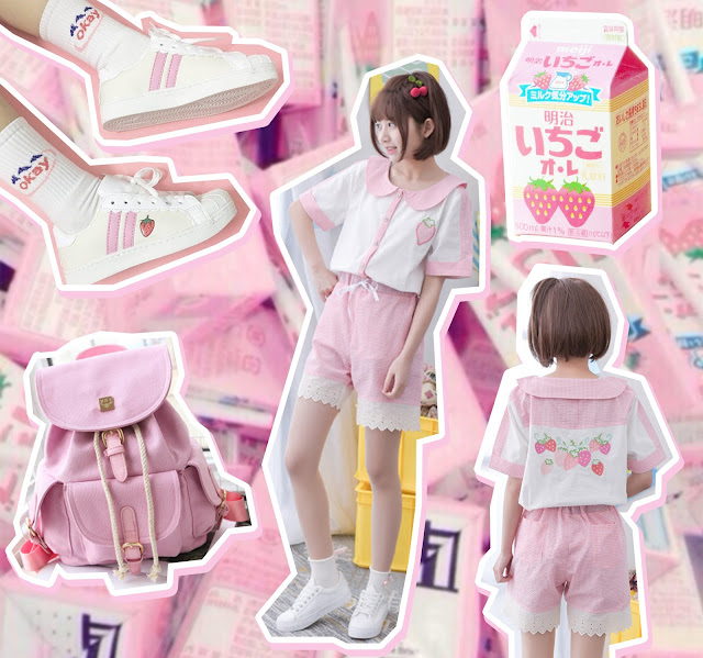 mintyfrills kawaii cute clothes online store discount code