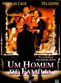 Um Homem de Família - Nicolas Cage Filmes Torrent Download capa