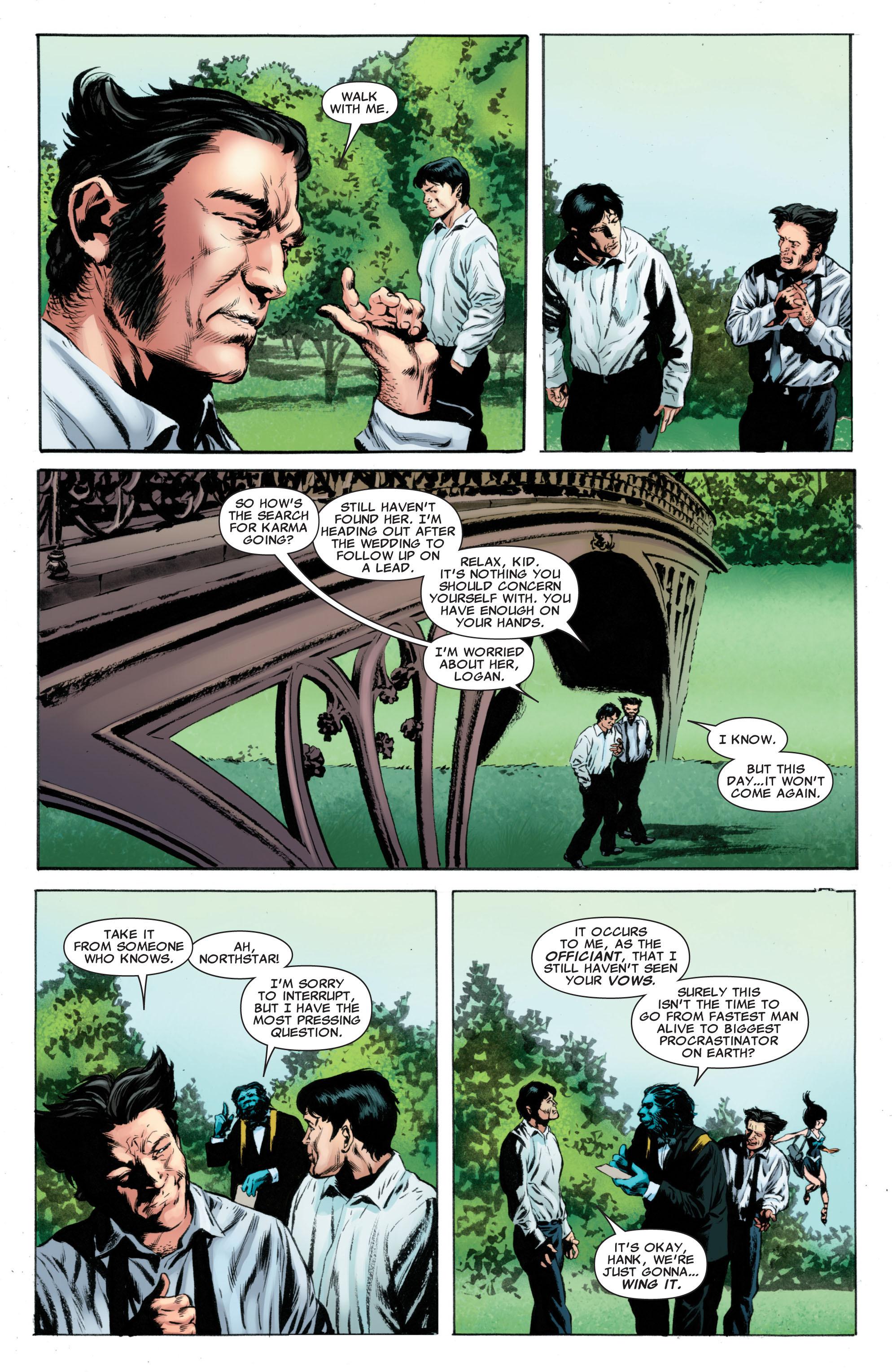 Read online Astonishing X-Men (2004) comic -  Issue #51 - 17