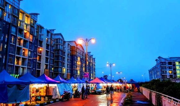 Gambar Menarik Di Pasar Malam Cameron Highland