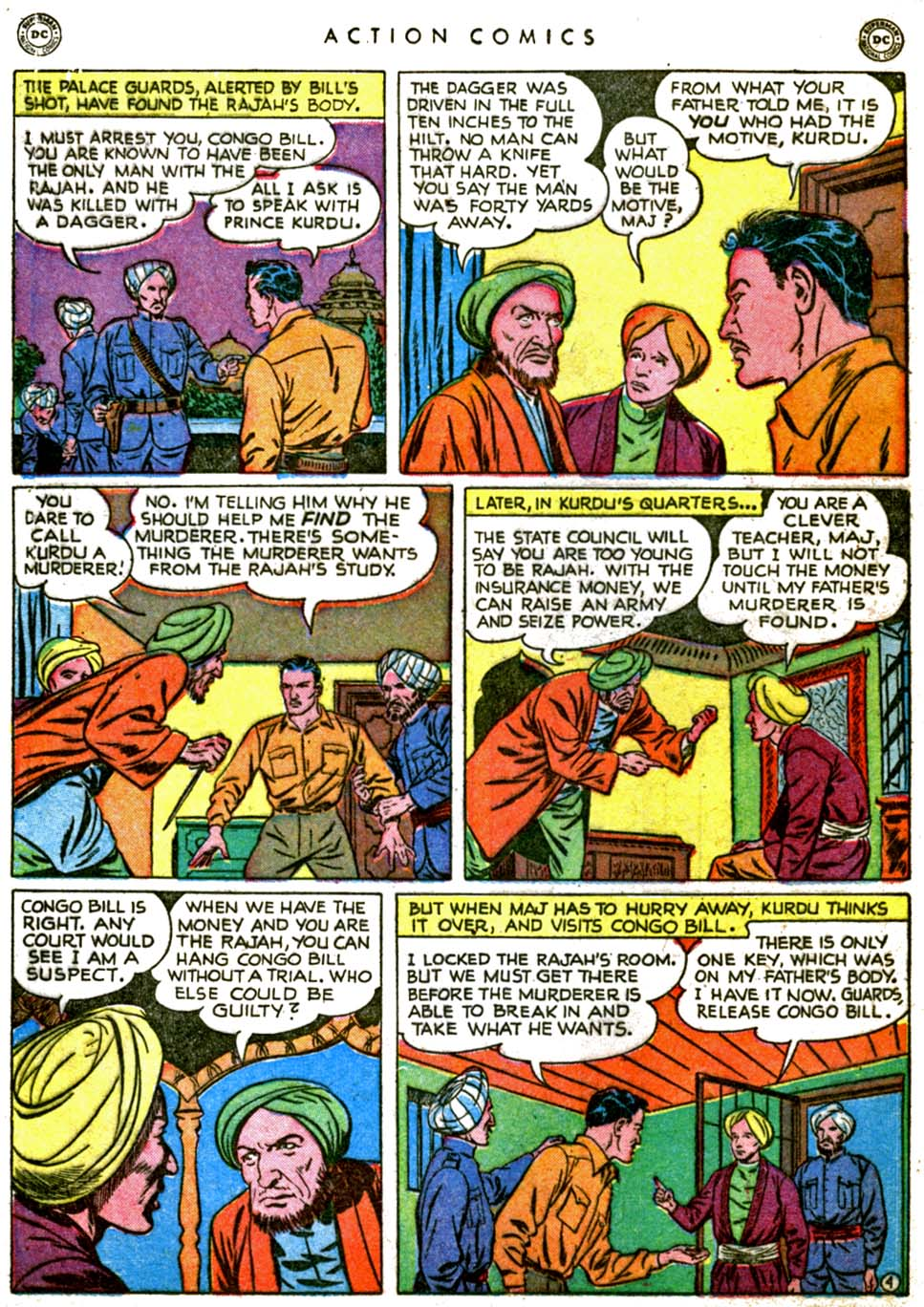 Action Comics (1938) 139 Page 29