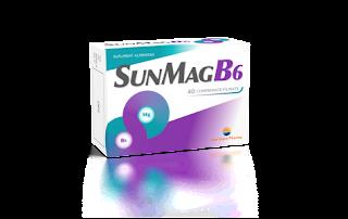 Cutia pastilelor SunMagB6