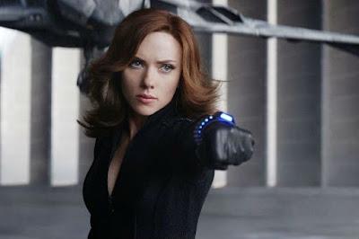 Scarlett Johansson se torna a atriz mais rentável de Hollywood