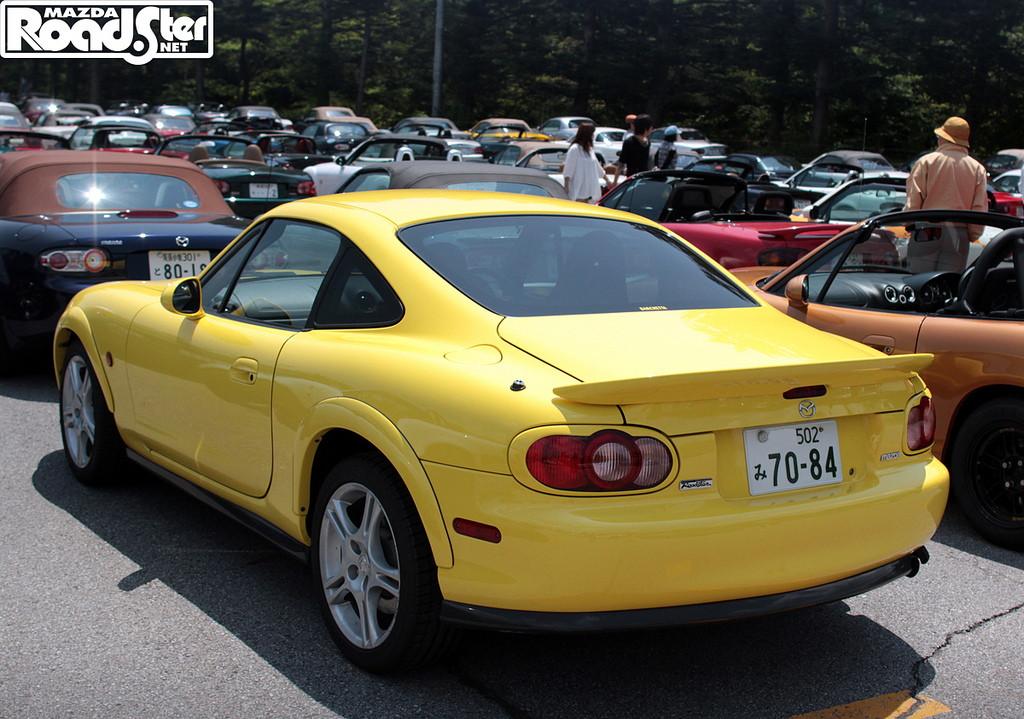 Mazda MX-5, Miata, Eunos Roadster, kultowy, legendarny, 日本車, スポーツカー, オープンカー, マツダ, coupe, NC, druga generacja
