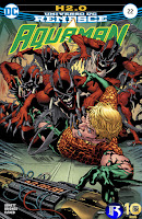 DC Renascimento: Aquaman #22