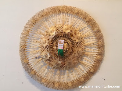 Artesanias de Michoacán hechas con Fibras Vegetales