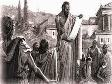 Από τον Σόλωνα ως τον Κλεισθένη και οι μεταρρυθμίσεις της Αθήνας