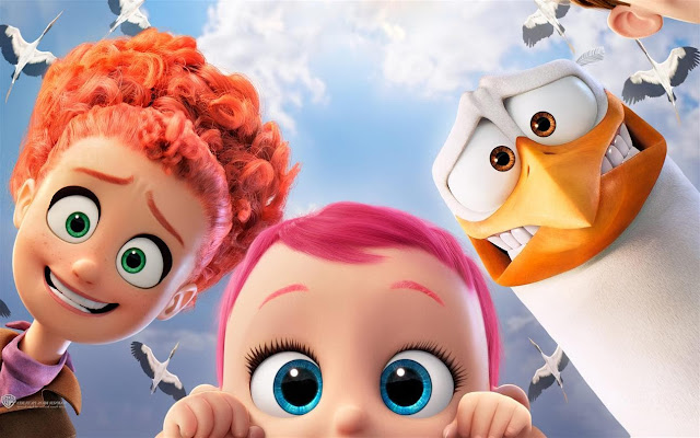 Storks, Destiny, and the baby