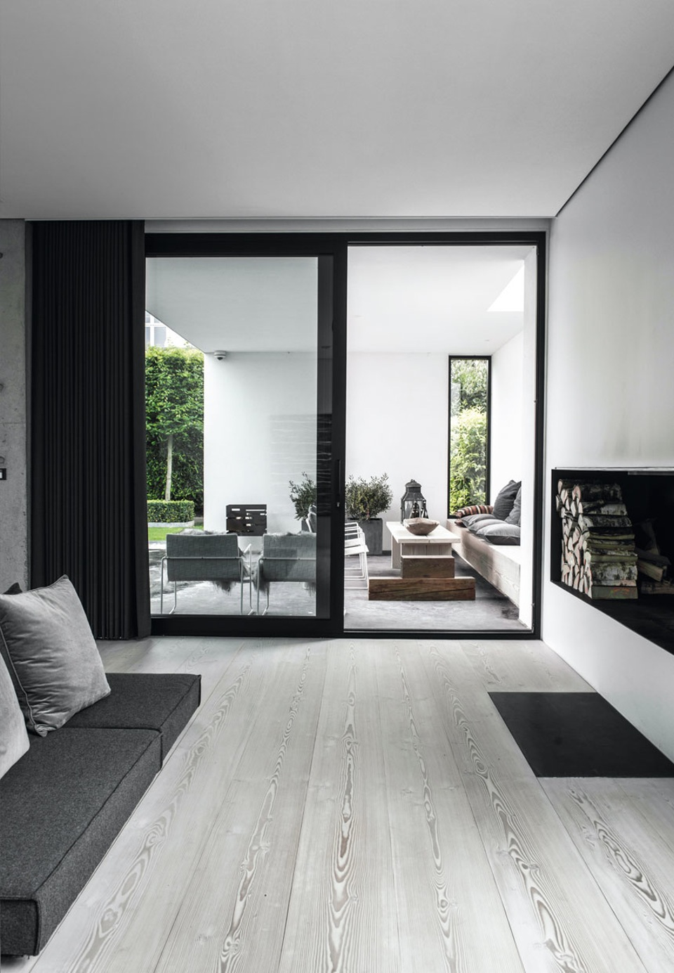 Decordemon: raw and modern villa in denmark