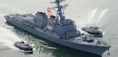 """وزارة الدفاع الأمريكية تفجر مفاجأة بشأن الهجوم على """"الفرقاطة السعودية"""""""
