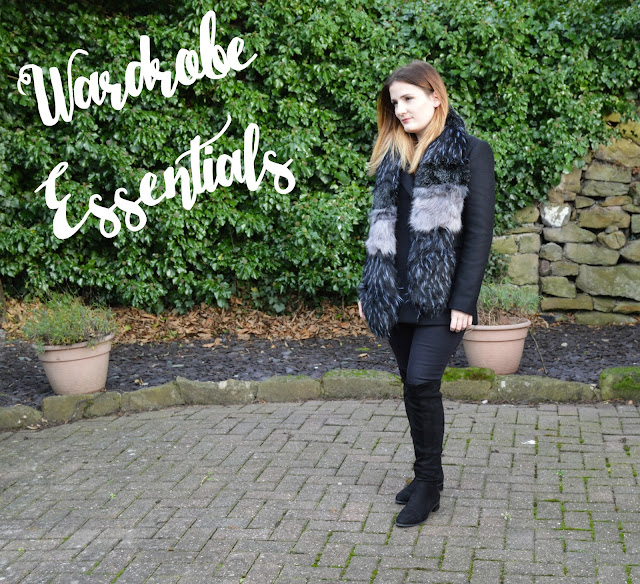 Wardrobe Essentials Fashion Bloggers