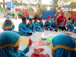 Pembelajaran Sentra PAUD/ TK/ RA/ KB Kurikulum 2013