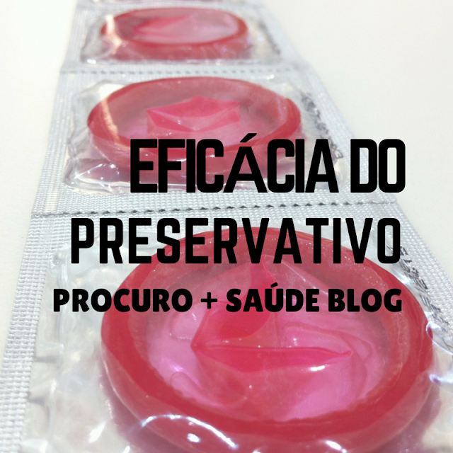 Eficácia do preservativo (camisinha)