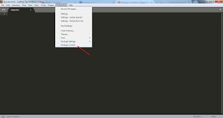 Cara Uninstall Package Aplikasi Sublime Text 3