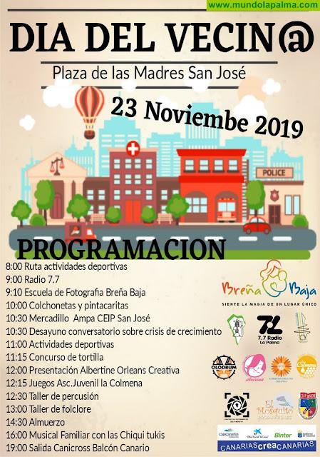 """BREÑA BAJA: """"Día del Vecin@ 2019"""""""