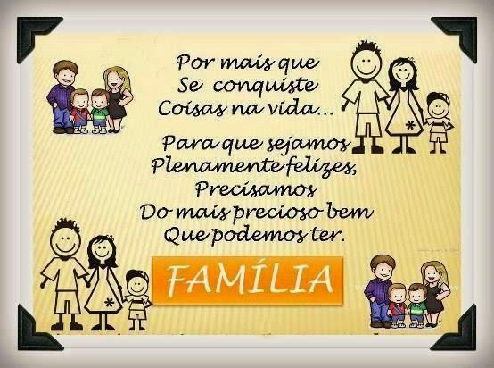 Cantinho Da Cin: Família