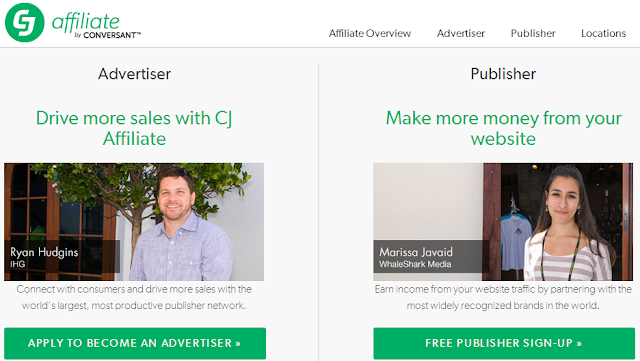 CJ affiliate: Top Paying Referral Programs