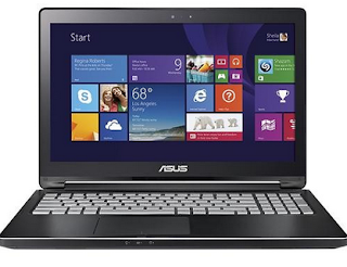 Asus Q551L Drivers windows 7 64bit, windows 8.1 64bit and WIndows 10 64bit