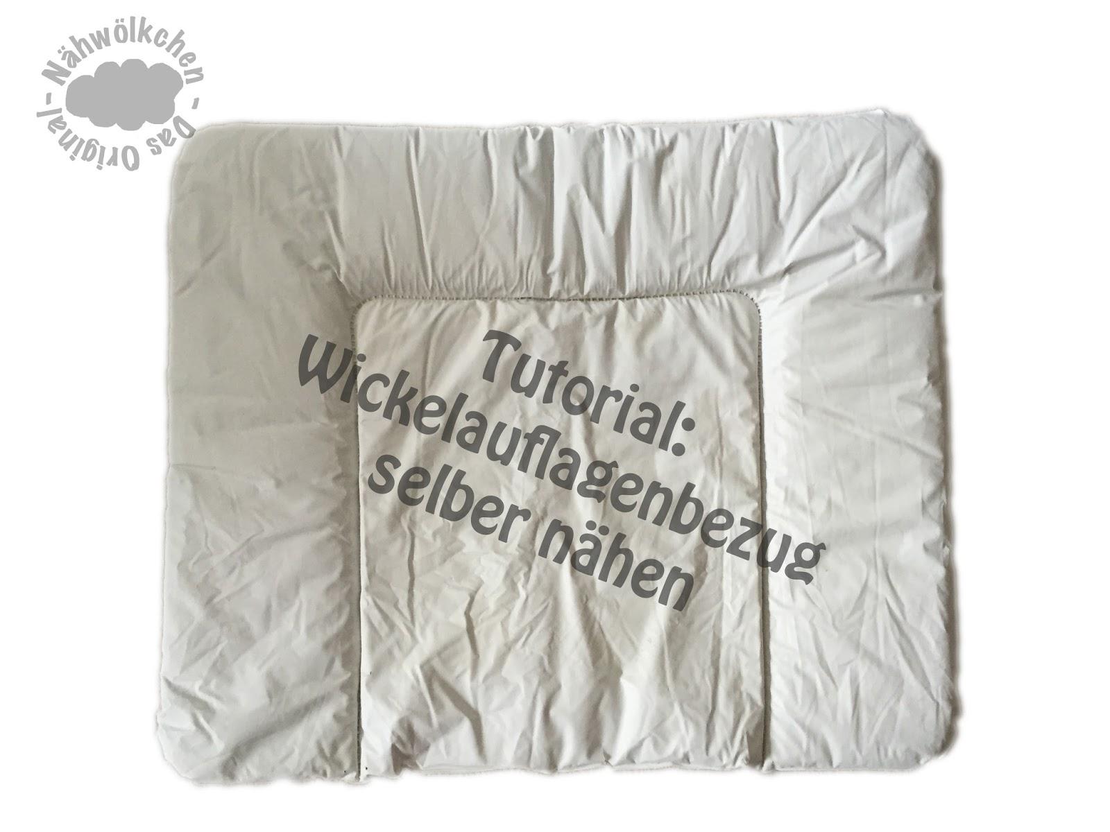 n hw lkchen das original wickelauflagenbezug selber n hen. Black Bedroom Furniture Sets. Home Design Ideas