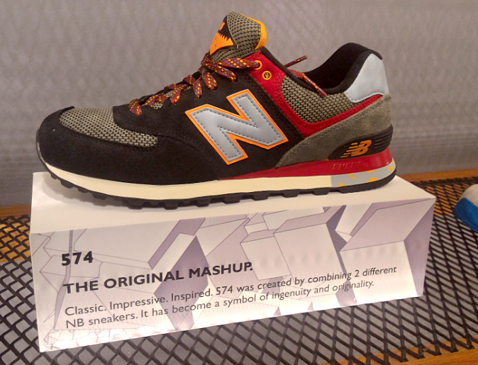 New Balance Original Mashup
