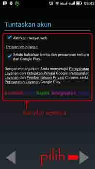 Daftar Gmail Lengkap!! Cara Buat Email Gmail Lewat Hp Android