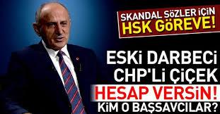 CHP'li Dursun Çiçek'ten Skandal