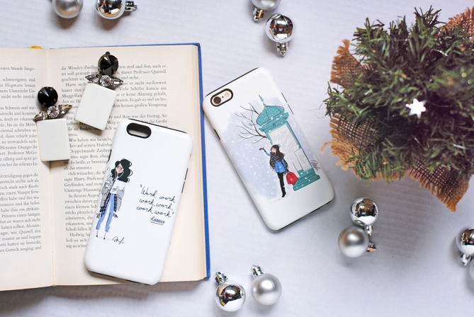caseapp wintery iphone case giveaway