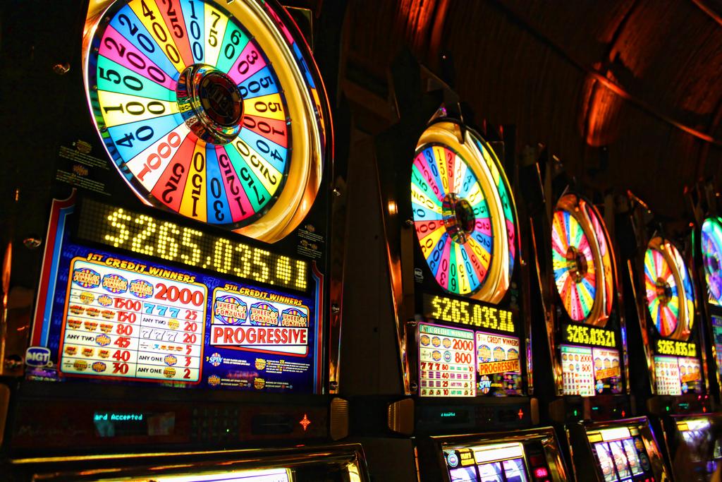 How To Win Wheel Of Fortune Slot Machine