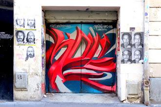 Sunday Street Art : Esat Hautencouleur - rue Biot - Paris 17