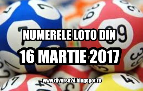 Numerele extrase la tragerile loto din 16 martie 2016