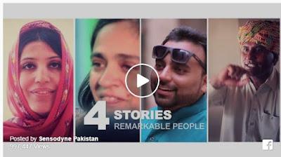 Sensodyne Pakistan Adil Lahorei Story
