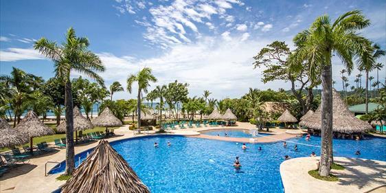 Hotel na Costa Rica